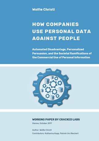 how companies use personal data against people
